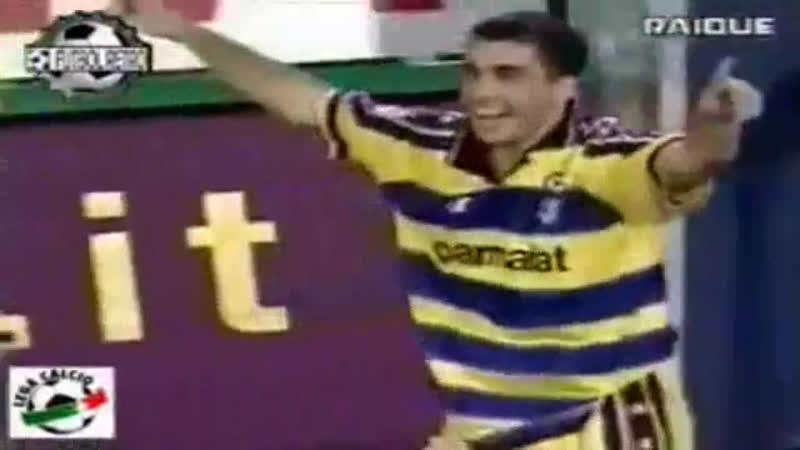 Fiorentina - Parma 02 - Serie A 19992000