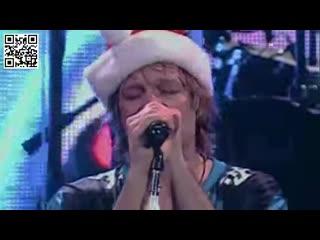 Bon jovi i wish everyday could be like christmas (new jer-1