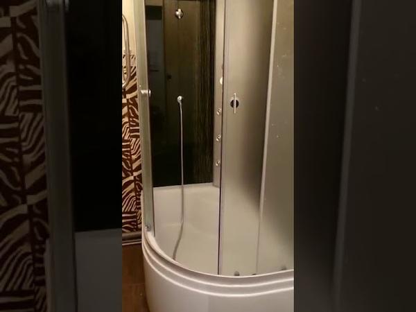 Душевая кабина Aqualux AQ 4072GFR 120см*80см