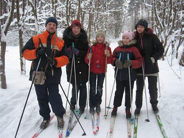 лыжная база сосенка в корытово фото изображают