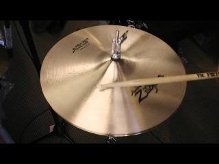 "Zildjian Avedis New Beat Hi Hat Cymbals 14"""
