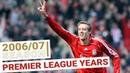 Every Premier League Goal 2006 07 KUYT CROUCH and GERRARD
