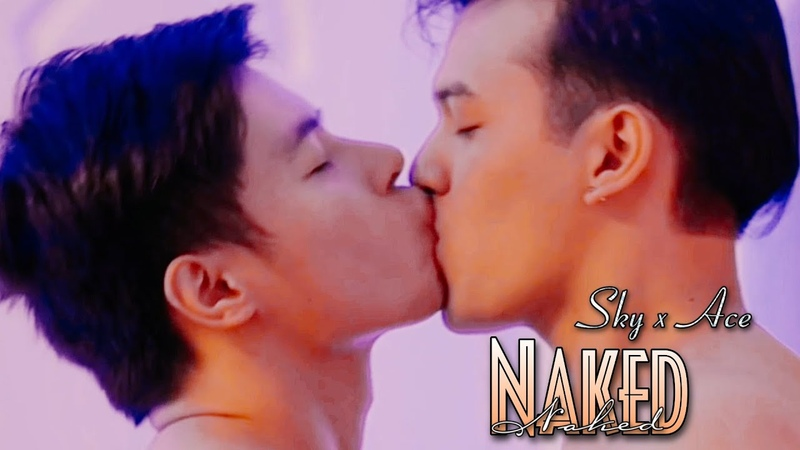 Sky✘Ace ➤ naked    My Day The Series🌈