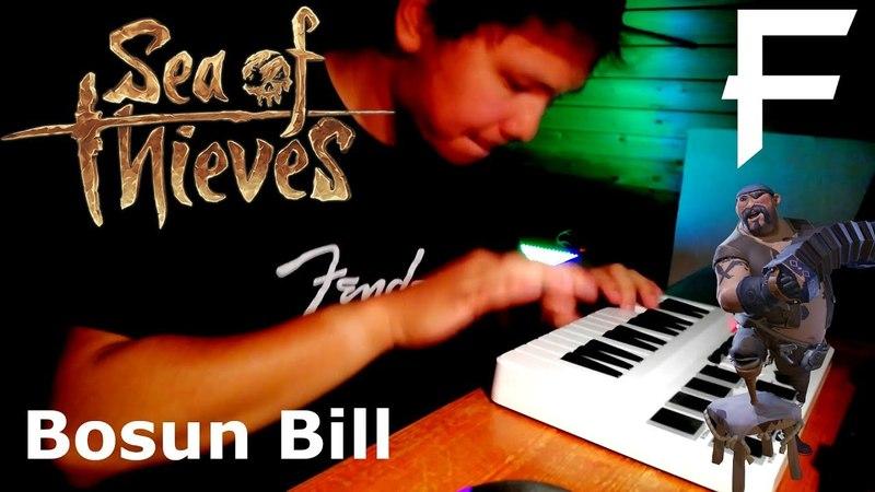 Bosun Bill - Sea Of Thieves [Accordion Dubstep] || MetalFortress