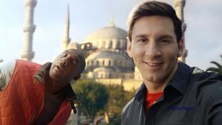 Kobe Bryant & Lionel Messi