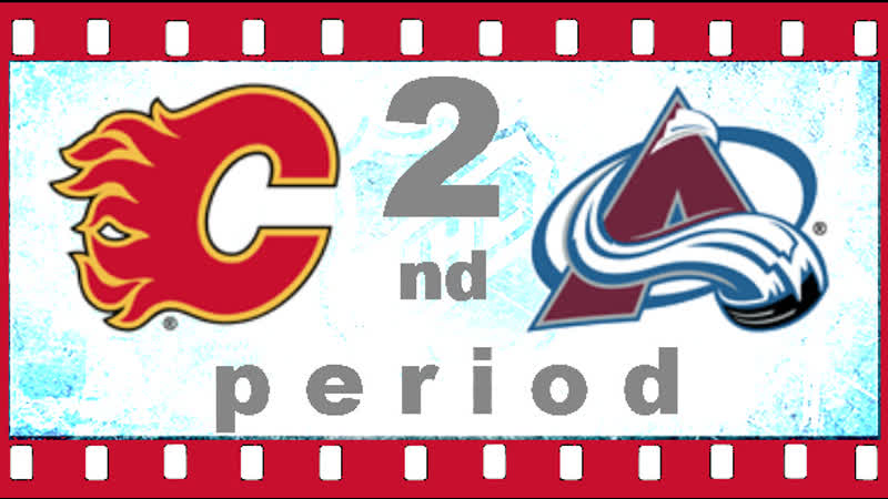 471. 9.12.2019. GAME 471. CGY ― COL 2ND