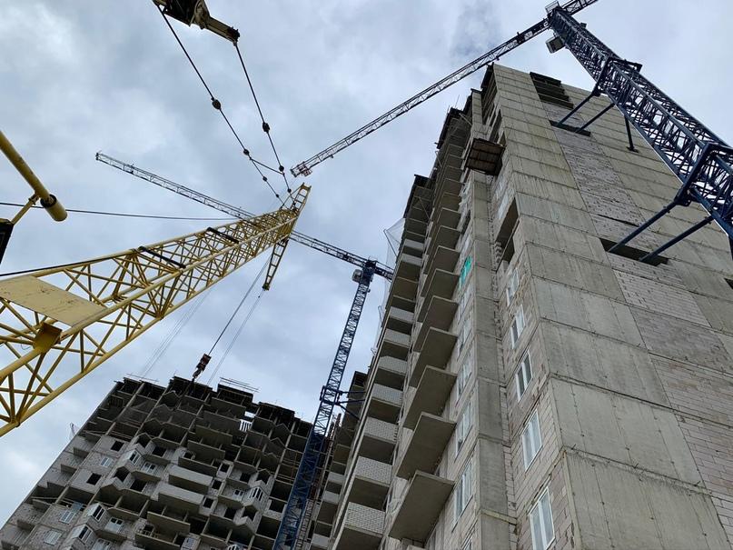 Отчет по этапам строительства Жилого Комплекса КАРАМЕЛЬ (Проспект победы), изображение №5