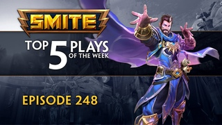 SMITE - Top 5 Plays - Episode 248