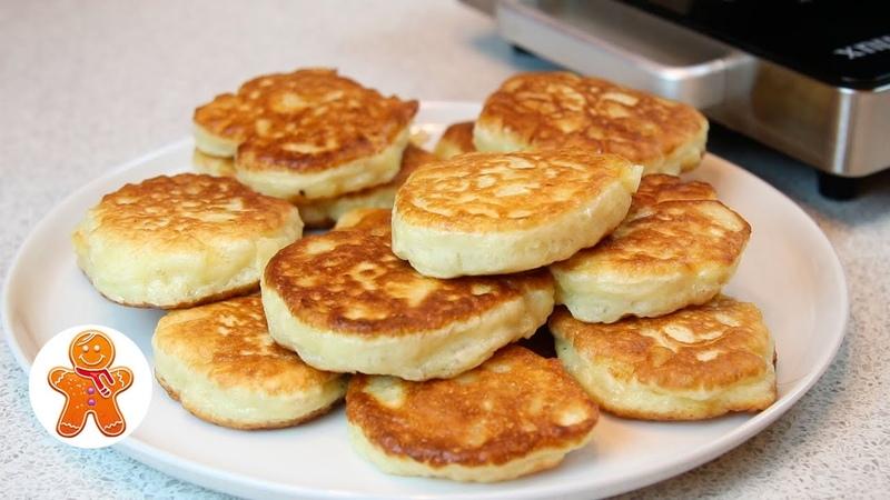 Необычные Пирожки Оладьи ✧ Украинские Присканцы