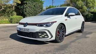 2022 Volkswagen Golf GTI DSG Walkaround + Exhaust (No Talking)(ASMR)