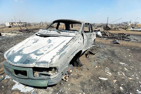 СК возбудил уголовные дела после масштабных пожаров в Забайкалье