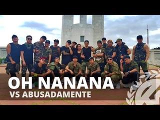 OH NANANA vs ABUSADAMENTE   Zumba®   TML Crew x Team 90s
