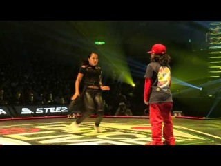 Yumeki(Bad Queen) vs 優弥(FORCE ELEMENTS) DANCE@LIVE JAPAN FINAL 2014 KIDS【FINAL】