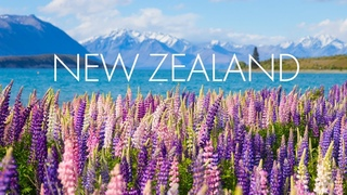 Beautiful Relaxing Music, Peaceful Soothing Instrumental Music, Dreams of New Zealand by Tim Janis