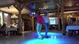 Шоу-дуэт Притяжение Денис и Диана в отеле Тайга