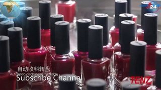 How To Make Lipstick In Factory || Cosmetic Factory Tour ||  Amazing Makeup Making Factory.