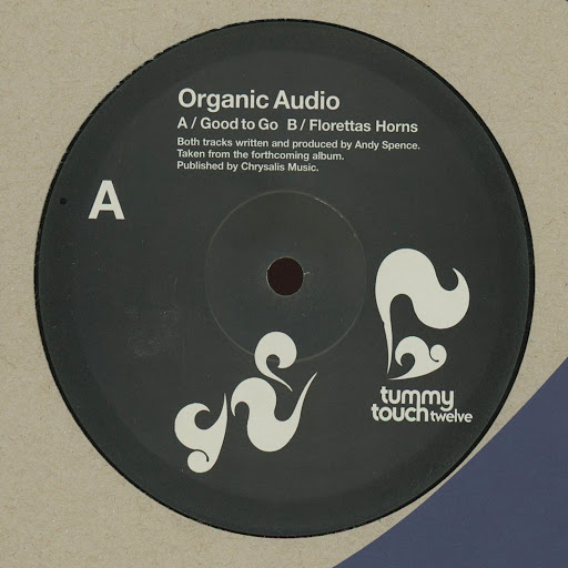 Organic Audio альбом Good To Go
