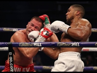 Anthony Joshua vs Kubrat Pulev Highlights FULL HD. Knockout round 9