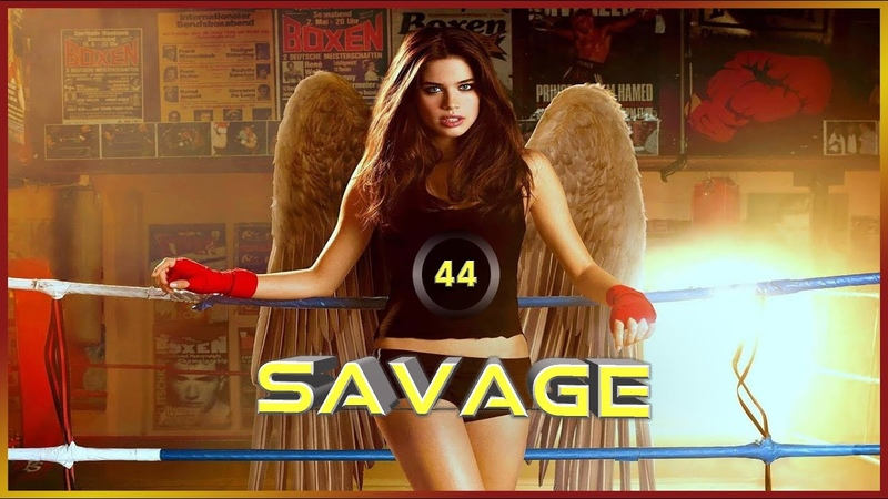 SAVAGE 44 The best of melodic dance music Deep House Megamix VJ Aux