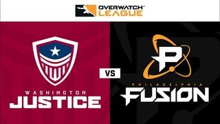 Washington Justice vs Philadelphia Fusion   Hosted by Philadelphia Fusion   Day 1
