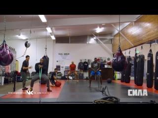 UFC 220 Embedded. Vlog Series. Episode 1