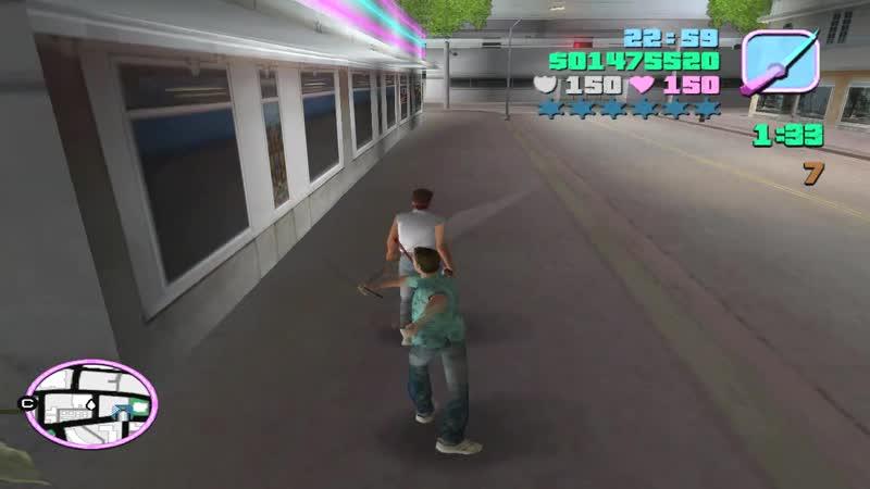 GTA Vice City Жажда смерти 28