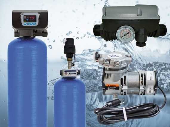 Фильтры очистки воды для дачи цена Раменское