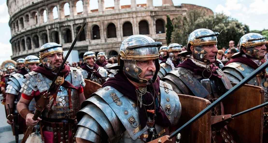 Гвардия императоров Рима