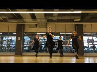 42. House Dance_A-FITNESS Велотрек