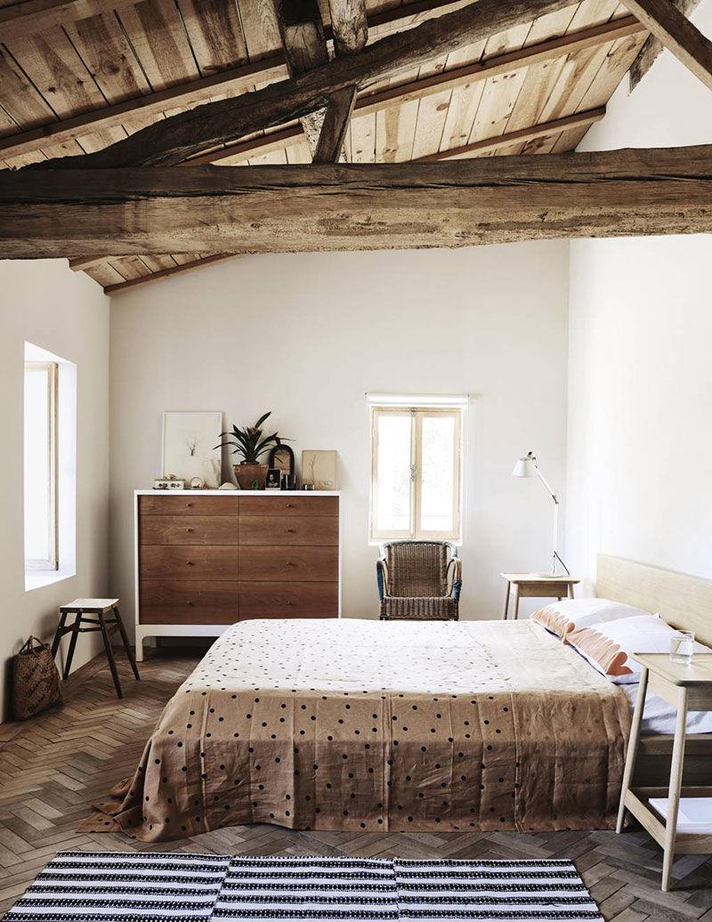 Уютный дом в старом хлеву во Франции