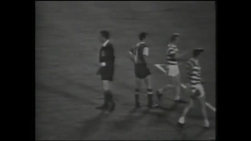 Фейеноорд Селтик Финал КЕЧ 1969 1970