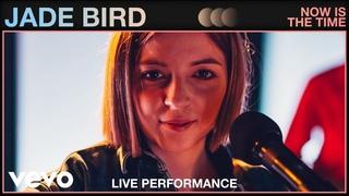 Jade Bird - Now Is The Time (Live) | Vevo Studio Performance