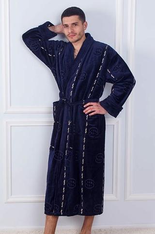 вариант обстановки поздравления к подарку халат мужской укладка
