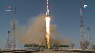 «Союз-2.1а» и  Союз МС-18