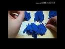 Мк хризантемы из фоамирана 1часть