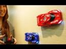 Wall Racer антигравитационная машинка, которая ездит по стенам и потолку, отзывы