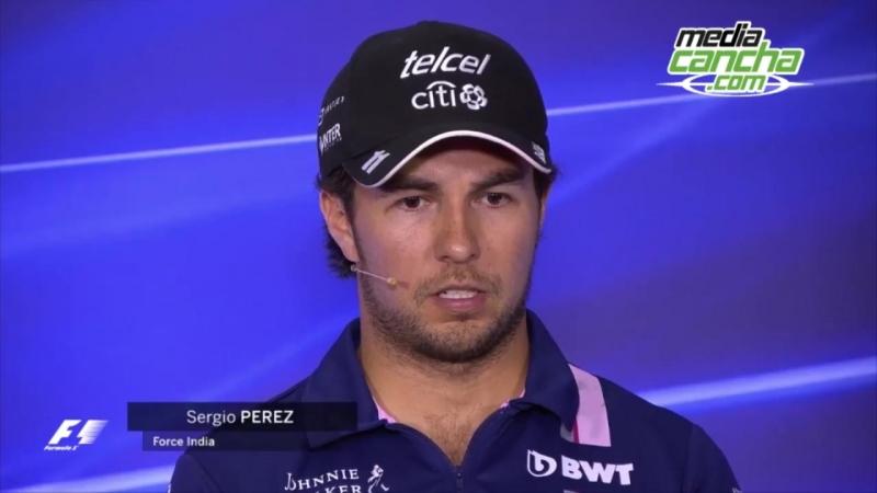 """Checo"""" Pérez vuelve a sumar con Racing Point"""
