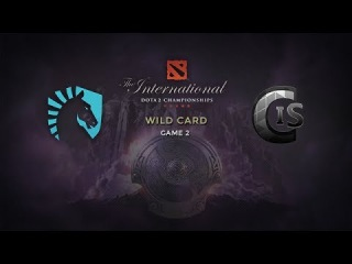 Liquid -vs- CIS, The International 4, Phase 1, Game 2