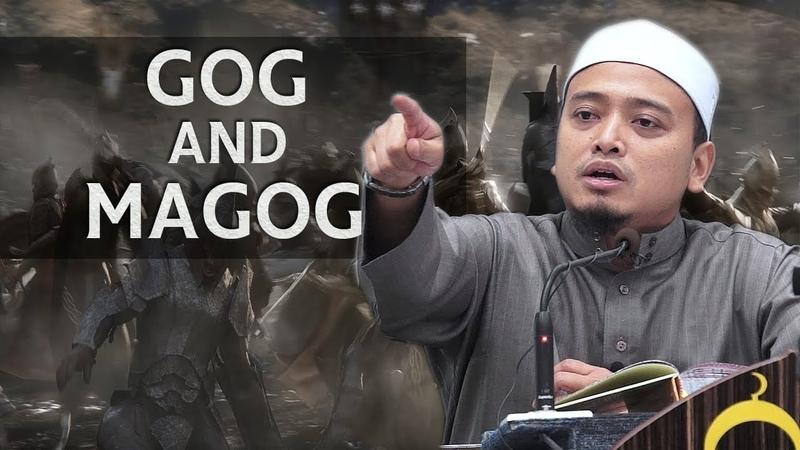 Гог из земли Магог князь от пределов Северных
