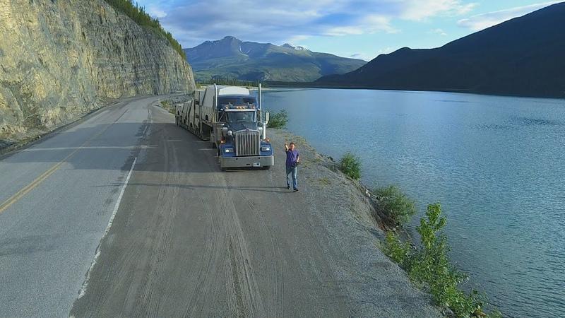 Дорога на Аляску Большой выпуск