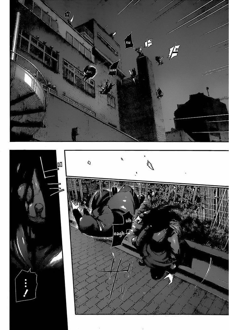 Tokyo Ghoul, Vol.13 Chapter 127 Bad Terms, image #8