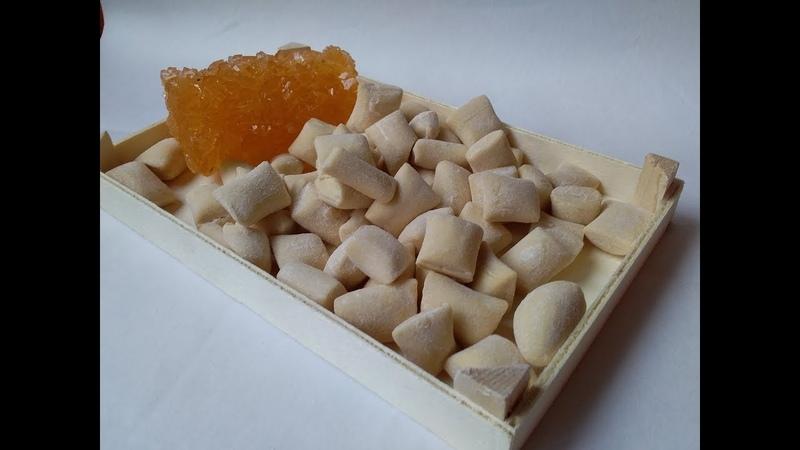 Домашние конфеты парварда/ Тайёр кардани канд дар хона