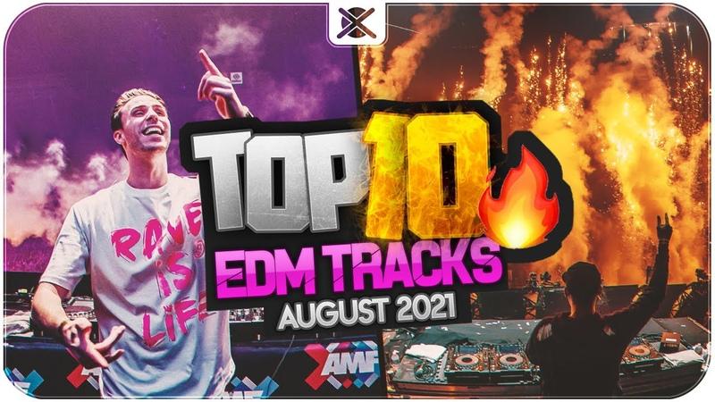 EDM Big Room Drops 🔥 EXTSY's TOP 10 AUGUST 2021 4K