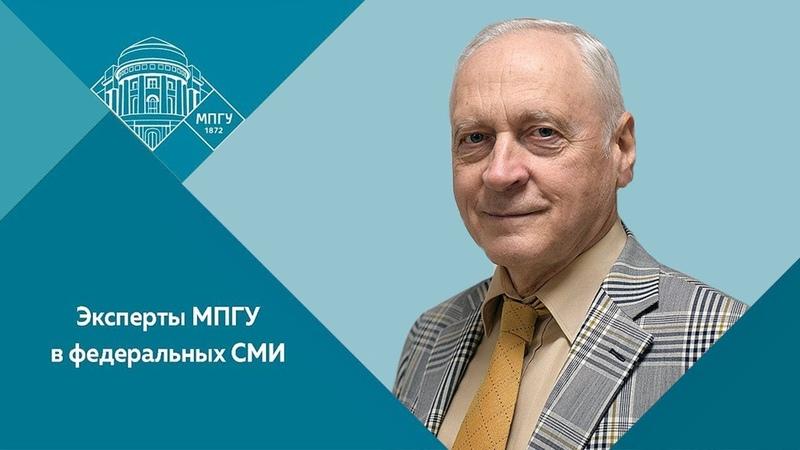 Мы действовали безупречно Профессор МПГУ А А Зданович на радио Аврора Час военной истории