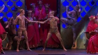 """Samson et Dalila"" - 3 act, Bacchanale"