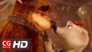"CGI Animated Short Film: ""Bear With Me - Love Story"" by Rodrigo Chapoy   CGMeetup"