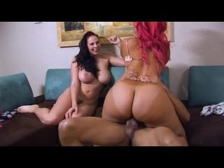 Gianna Michaels, Pinky - interracial(milf, porn, ebony, порно)