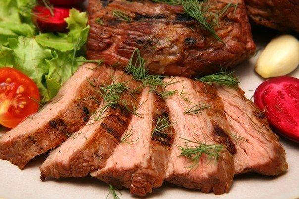 Английские слова по теме MEAT – мясо