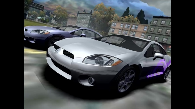 NfS Most Wanted 1024х768