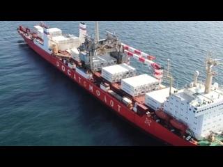 Арктическая научная экспедиция «Цифровое судно СМТК» (2020)